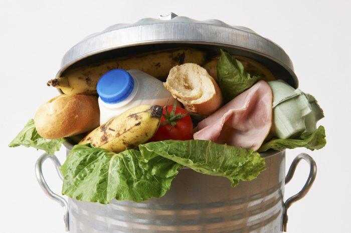 desperdicios de alimentos