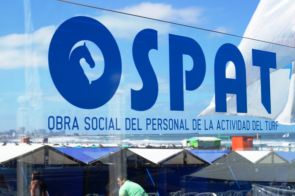 cartel obra social ospat