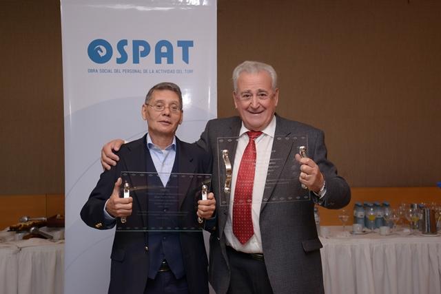 Miembros del Consejo Directivo OSPAT