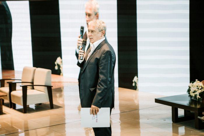 Carlos Felice discurso presentacion Hola Doctor