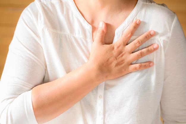 atención corazón coronavirus